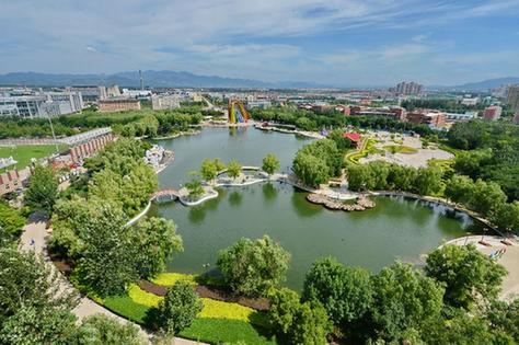 秦皇岛人均公园绿地面积超20平方米