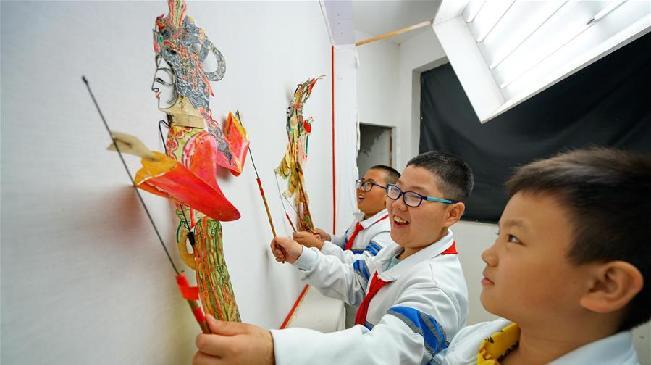 河北灤州:校外課堂傳承傳統文化