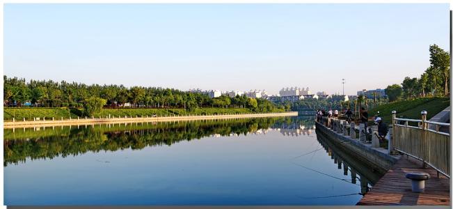 河湖生態補水推進