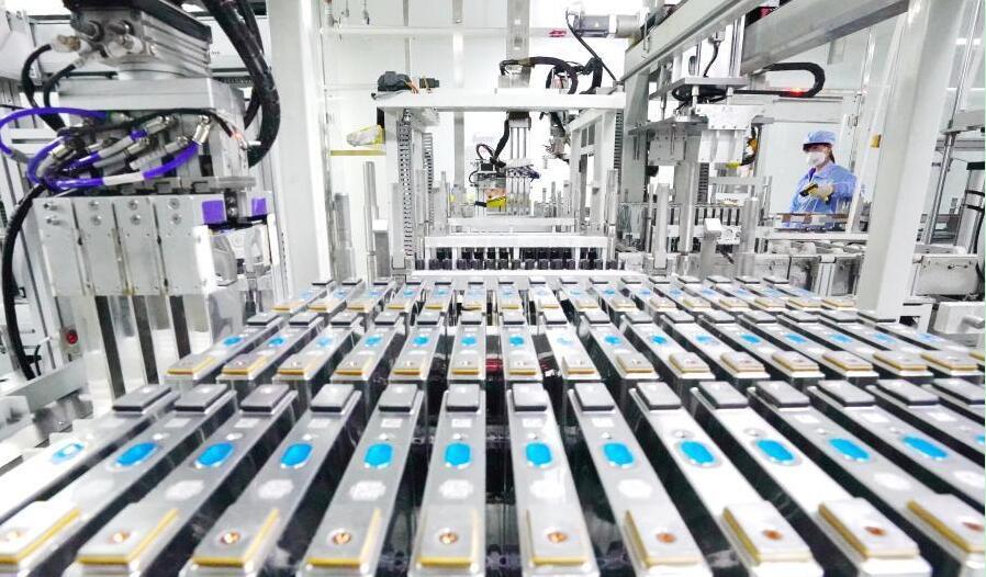 河北唐山:打造鋰電新能源産業基地