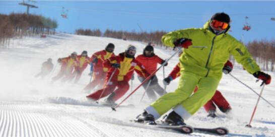 2020—2021賽季張家口舉辦冰雪賽事30項