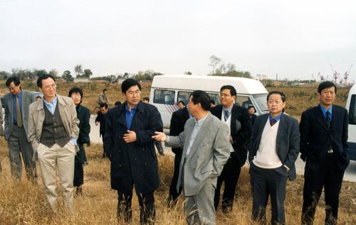 市委市政府决定由秦皇岛开发区对山海关开发区实行统一管理,工管委
